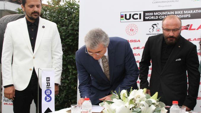 lassa მხარდაჭერა მთის ველოსიპედების მსოფლიო მარათონის ჩემპიონატისთვის