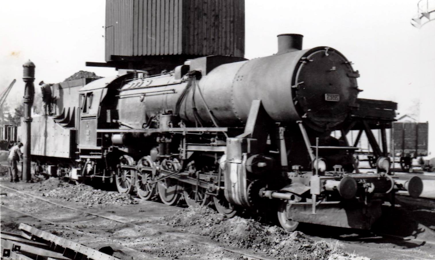 56000 Series Steam Train - Adana - RayHaber