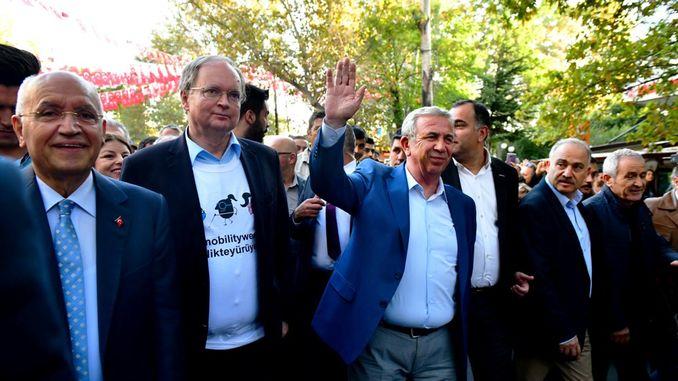 President Yavastan Transportation Transportation to Ankara