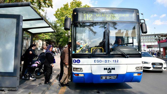 Transporte al hospital de la ciudad de Bilkent