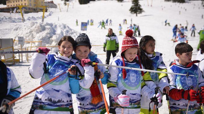 Registration for Winter Sports Schools in Bursa