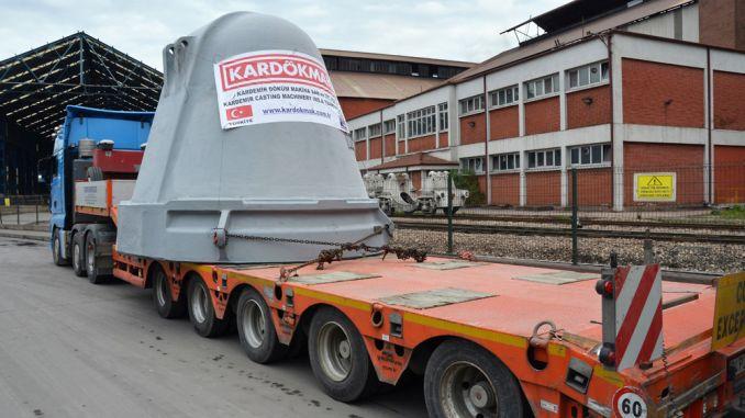 Türgi Kardemir esitab suurim valuplokivormiga