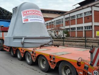 Turkey's Kardemir Delivers the Largest Ingot Mold