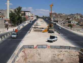 Alustas Viaduki ehitust Karakoyun Koprulu ristmikul