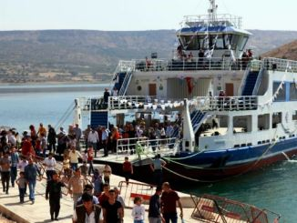 Sanliurfada Passenger and Fishing Boats Inspected