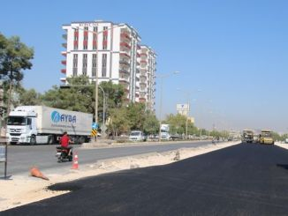 akcakale on the way to work again