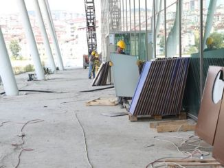Altinordu intercity bus terminal building works started