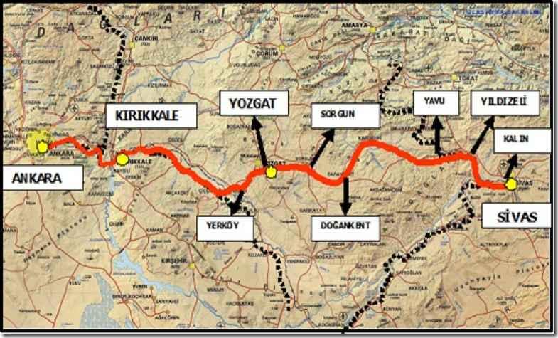 Ankara Sivas High Speed Train When to Open Last Minute Developments