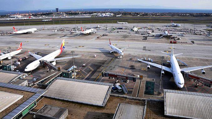 demolition tender for ataturk airport