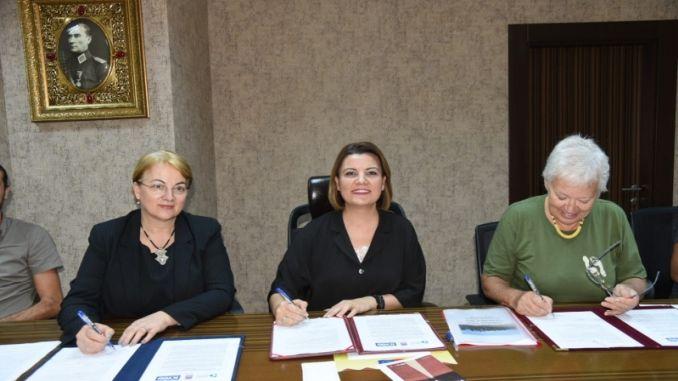 eurasian road protocol signed