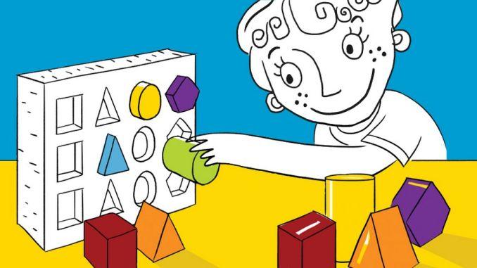 Wir recyceln Ihren Beleuchtungsabfall für Kinder mit Autismus