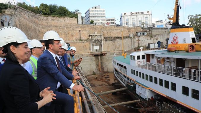 имаglu halic корабостроителница