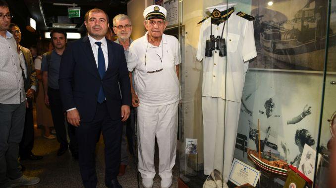 leyenda de los bienes del capitán bursa izzet museo de la ciudad de bursa