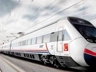 မီးရထားလိုင်း၏အခြေခံအုတ်မြစ် cerkezkoy Kapıkuleယူခံရ