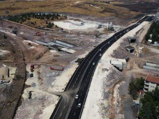 敏捷力桥交叉口交通开通