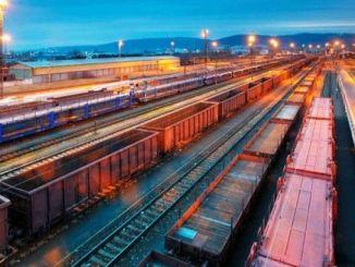 gin broj željezničkih usluga između Europe dosegao je tisuću