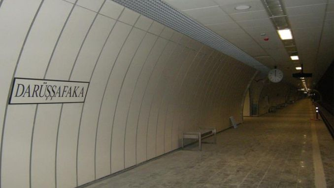 תחנת המטרו דארוספאקה