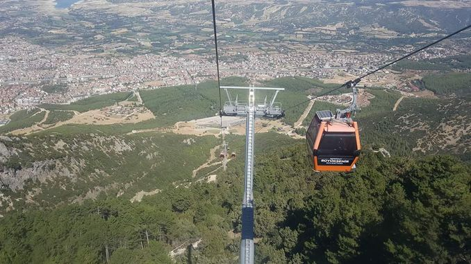 sea cable car working hours changed