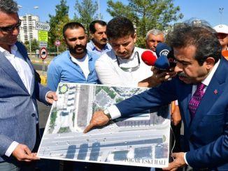 Problem s međugradskim autobusnim terminalima Diarbakir se rješava