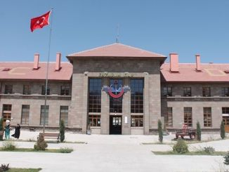 Egosiputara Centennial Vezurum na Erzurum Gar Museum Light Light on History
