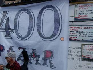 Haydarpasa မှာစျေးကွက်အရေးယူ
