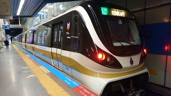 इस्तंबूल मेट्रोसाठी दशलक्ष युरो कर्ज