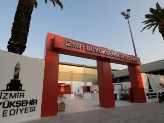 Countdown auf der Izmir International Fair gestartet