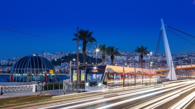 owl flights from izmir to metro and tram starts in friday to market