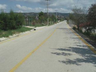 izmit gedikli ve zeytinburnu koylerine beton yol
