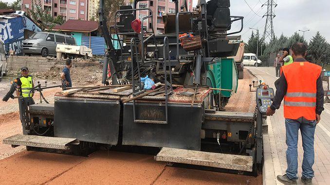 izmit tavsantepe comfort comes to roads