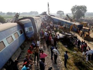 au moins un accident de train au congo