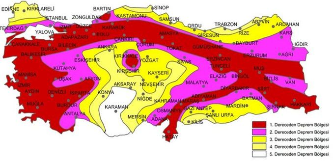 is marmaray earthquake resistant