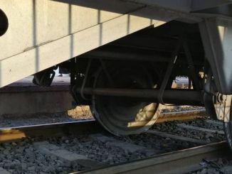 željeznički vagoni otkočeni u Mersinu