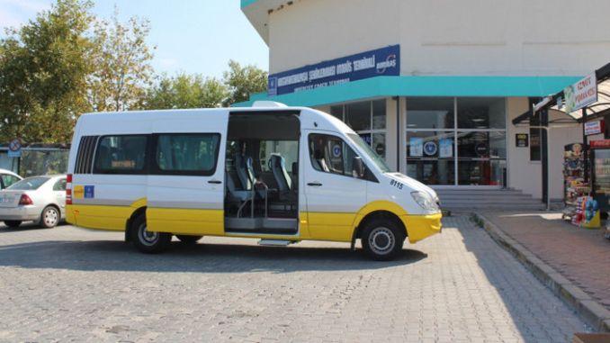 mustafakemalpasadan bus service to bursa city hospital started