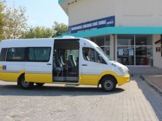 mustafakemalpasadan bus service to bursa city hospital started