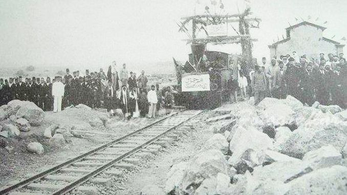 Osmanlida Eisenbahn