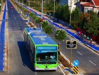 javni prijevoz u Sakariji