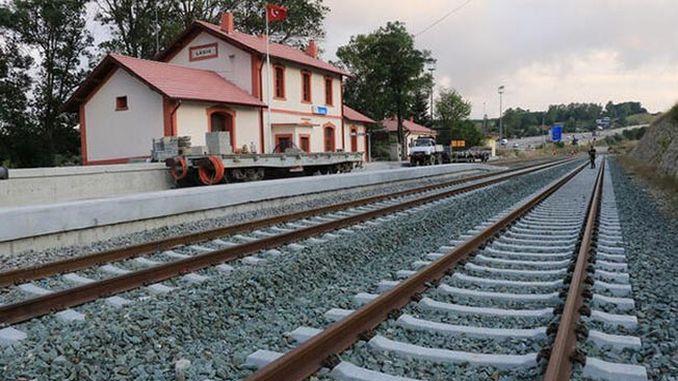 samsun sivas railway will be open when