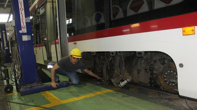 domestic production call for rail system parts