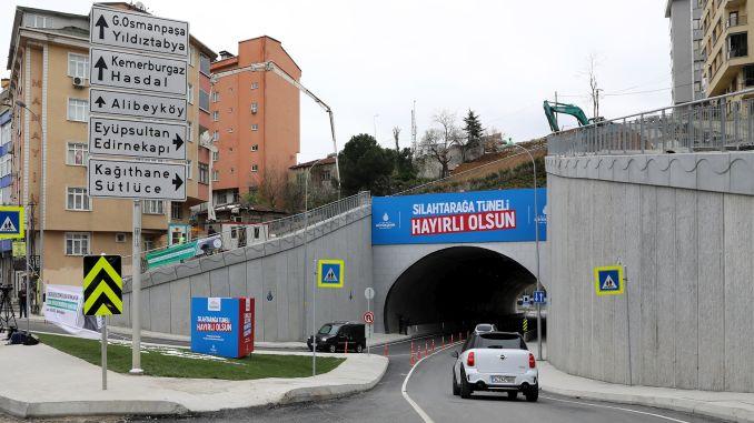radovi na održavanju bit će izvedeni večeras u tunelu silahtaraga