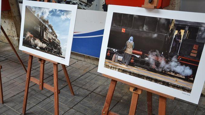 историческая alsancak garinda открылась последняя паровая выставка