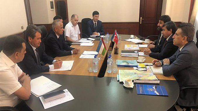 co-operation with tcdd transportation and uzbekistan railways