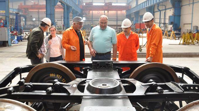 touax tekniske team foretog inspektioner i tudemsasta
