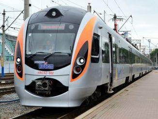 prywatne firmy kolejowe na Ukrainie, aby rozpocząć loty
