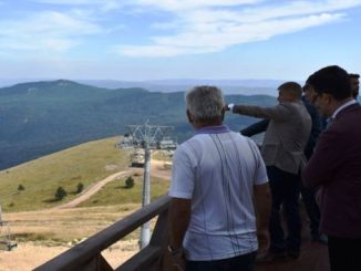 Governor Gurel visited the Keltepe ski resort
