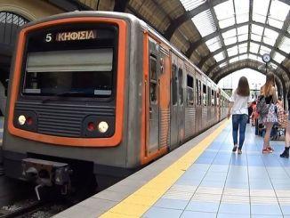 strajk pracowników kolei w Grecji