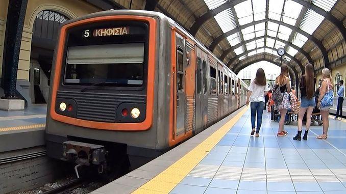 Eisenbahner streiken in Griechenland