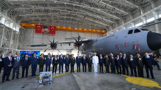 airbu are expected to invest a billion dollars in Turkey in