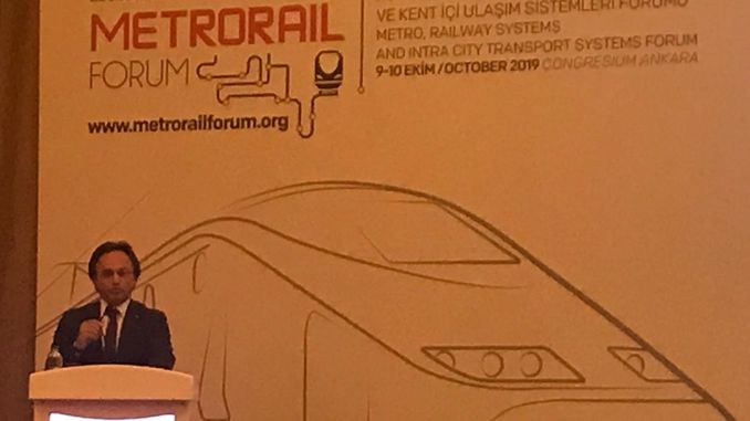 internationales metrorail forum ankara ato congresiumda