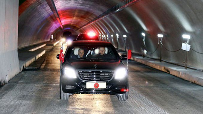 Tunnel euroasiatica